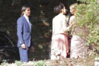 Alberto Aquilani, Michela Quattrociocche - Perugia - 05-07-2014 - Nozze Bocci-Chiatti: ecco gli invitati vip