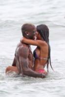 Fanny Neguesha, Mario Balotelli - Miami - 07-07-2014 - Balotelli si lamenta delle donne e il web lo sfotte