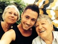 Elena Buttà, Andrea Buttà - 07-07-2014 - Nonna Ginetta va al Gay Pride e scrive una poesia al nipote