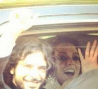Marco Bocci, Laura Chiatti - Perugia - 08-07-2014 - Laura Chiatti regala la più bella delle notizie. Quale?