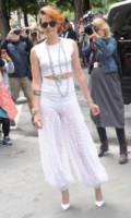 Kristen Stewart - Parigi - 08-07-2014 - Parigi Fashion Week: Kristen Stewart da vampira a odalisca