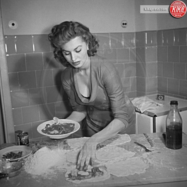 Sophia Loren - 08-07-2014 - Lady Gaga e quella passione per la cucina italiana