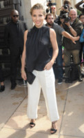 Elsa Pataky - Parigi - 08-07-2014 - Parigi haute couture: Sophia Loren al defile Armani