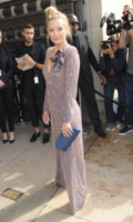 Kate Hudson - Parigi - 08-07-2014 - Parigi haute couture: Sophia Loren al defile Armani