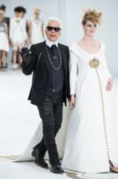 Sfilata Chanel, Karl Lagerfeld - Parigi - 08-07-2014 - Karl Lagerfeld, ecco le sue ultime volontà