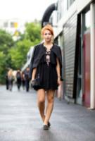 Marie Schöniger - Berlino - 09-07-2014 - Berlino Fashion Week: sfilano in strada le trendsetter