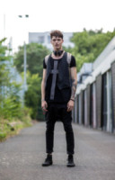 Arthur Daniyarov - Berlino - 09-07-2014 - Berlino Fashion Week: sfilano in strada le trendsetter
