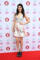 Natalie Anderson - Londra - 23-03-2014 - Il minidress floreale per sentirsi una jeune fille en fleur