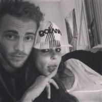 Marco Sireci, Nina Moric - Milano - 11-07-2014 - Un fondoscheina da applausi, l'italiano invece è da fischi