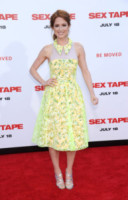 Ellie Kemper - Westwood - 10-07-2014 - Back to school: tutte studentesse preppy con il colletto!