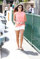 Eva Longoria - Los Angeles - 12-07-2014 - È arrivato il caldo: gambe al fresco con gli shorts!