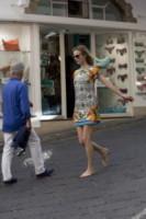 Eva Herzigova - Capri - 13-07-2014 - Eva Herzigova e Paloma Faith: chi lo indossa meglio?
