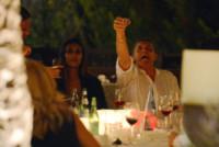 Giovanni Cottone, Dani Samvis - Ibiza - 12-07-2014 - Fabrizio Corona: a San Vittore una cella da veri vip