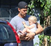 Axl Duhamel, Josh Duhamel - Los Angeles - 14-07-2014 - Mammo son tanto felice, il lato paterno dei vip