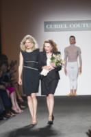 Raffaella Curiel - Roma - 15-07-2014 - Altaroma 2014: la sfilata di Raffaella Curiel