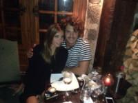 Giovanni Masiero, Francesca Rocco - Parigi - 15-07-2014 - Chicca e Giovanni: due innamorati a Parigi