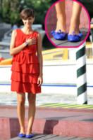 Giulia Bevilacqua - Venezia - 03-09-2011 - W le celebrity con i piedi per terra, W le ballerine!