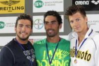 Filippo Magnini - Torino - 16-07-2014 - Swimming Cup 2014, vincono Pellegrini e Magnini