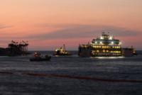 Costa Concordia - Isola del Giglio - 16-07-2014 - Costa Concordia, cinque anni fa la tragedia all'Isola del Giglio