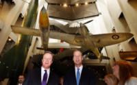 Principe William, David Cameron - Londra - 17-07-2014 - Principe William, un tuffo nella Prima Guerra Mondiale