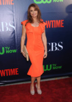 Roma Downey - West Hollywood - 17-07-2014 - Giallo e arancione, colori del sole e dell'estate!
