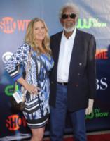 Lori McCreary, Morgan Freeman - West Hollywood - 17-07-2014 - Jennifer Love Hewitt è la sorpresa del nuovo palinsesto CBS