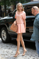 Taylor Swift - New York - 18-07-2014 - Taylor Swift sinonimo di outfit alla moda