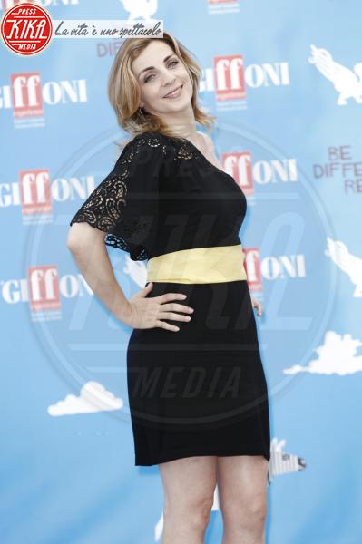 Elena Di Cioccio - Giffoni - 19-07-2014 - Elena Di Cioccio presenta Ci vorrebbe un miracolo al Giffoni