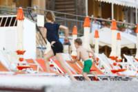 figlio, Eva Herzigova - 21-07-2014 - Vacanze italiane per la top model Eva Herzigova