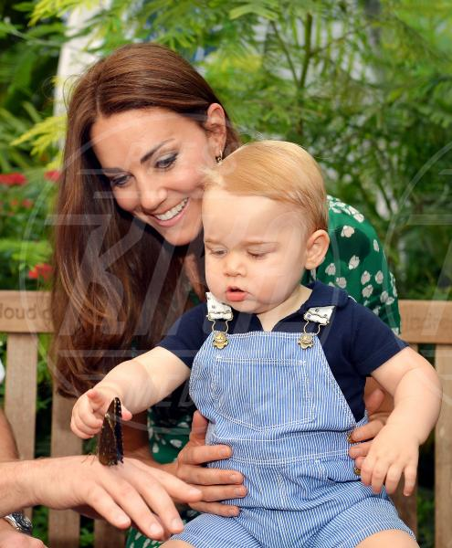 Principe George, Kate Middleton - Londra - 21-07-2014 - George Alexander Louis, buon compleanno!