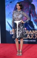 Zoe Saldana - Hollywood - 21-07-2014 - Anche l'inverno si tinge di romanticismo con il pizzo