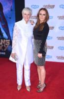 Annie Starke, Glenn Close - Hollywood - 21-07-2014 - Guardiani della Galassia: la première con pancia sospetta
