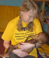 Mia Farrow - Los Angeles - 23-07-2014 - Mia Farrow all'Onu difende la Repubblica Centrafricana