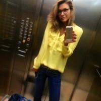 Martina Colombari - 23-07-2014 - Romee Strijd, ma quel punto vita non è troppo sottile?