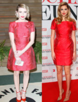 Kate Upton, Emma Roberts - 23-07-2014 - Emma Roberts e Kate Upton: chi lo indossa meglio?