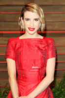 Emma Roberts - West Hollywood - 02-03-2014 - Emma Roberts e Kate Upton: chi lo indossa meglio?