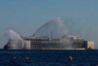Costa Concordia - Isola del Giglio - 23-07-2014 - Costa Concordia, cinque anni fa la tragedia all'Isola del Giglio