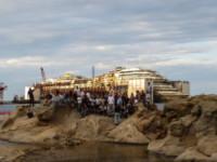 Nick Sloane, Costa Concordia - Isola del Giglio - 22-07-2014 - Costa Concordia, cinque anni fa la tragedia all'Isola del Giglio
