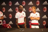 Honda, Milan, Mario Balotelli - New York - 23-07-2014 - Mario Balotelli lascia il Milan. Al Liverpool per 4 anni