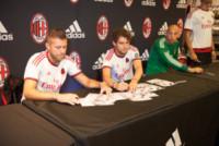 Jeremy Menez, Christian Abbiati, Milan - New York - 23-07-2014 - Anche Ricky e Simona tra le star vittime dei topi d'appartamento