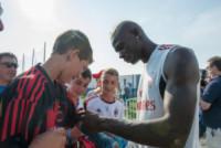 Mario Balotelli - New York - 23-07-2014 - Mario Balotelli lascia il Milan. Al Liverpool per 4 anni