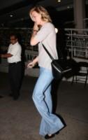Januray Jones - Los Angeles - 16-07-2014 - Corsi e ricorsi fashion: dagli anni '70 ecco i pantaloni a zampa