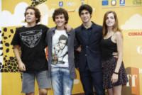 Mirko Trovato, Brando Pacitto, Carmine Bruschini, Aurora Ruffino - Giffoni - 24-07-2014 - Al Giffoni è l'ora di Braccialetti Rossi
