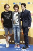 Mirko Trovato, Brando Pacitto, Carmine Bruschini - Giffoni - 24-07-2014 - Al Giffoni è l'ora di Braccialetti Rossi