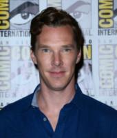 Benedict Cumberbatch - San Diego - 24-07-2014 - Fiocco azzurro in casa Cumberbatch-Hunter