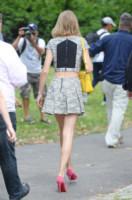 Taylor Swift - New York - 24-07-2014 - Lo streetstyle è più malizioso con una minigonna