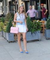 Nicky Hilton - New York - 24-07-2014 - Lo streetstyle è più malizioso con una minigonna