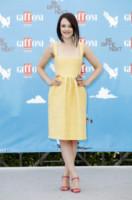 Marta Gastini - Giffoni - 26-07-2014 - Giallo e arancione, colori del sole e dell'estate!
