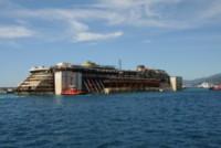 Costa Concordia - Genova - 27-07-2014 - Costa Concordia, cinque anni fa la tragedia all'Isola del Giglio