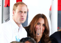 Principe William, Kate Middleton - Glasgow - 28-07-2014 - La boxe è davvero troppo per Kate Middleton